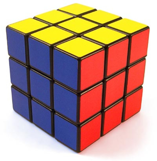 Solve a Rubix-Cube - Bucket List Ideas
