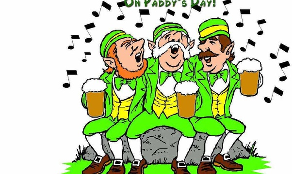 Celebrate St. Patrick's day in Ireland - Bucket List Ideas