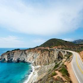 Drive along Cailfornia's Pacific Coast Highway - Bucket List Ideas