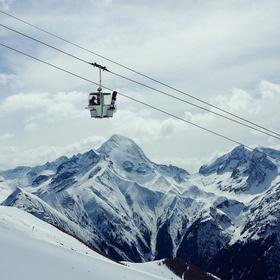 Ride a gondola in the mountains - Bucket List Ideas