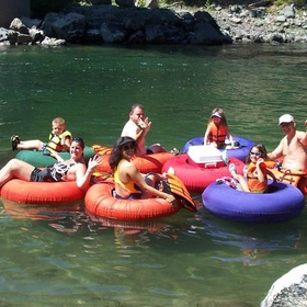 Go River Tubing - Bucket List Ideas
