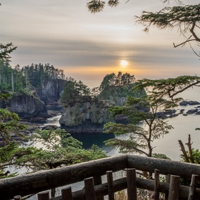 Hike to the northwesternmost point in the continental United States - Bucket List Ideas