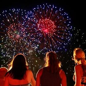 See the fireworks - Bucket List Ideas
