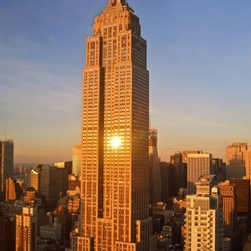 Go To The Highest Floor Of The Empire State Building in New York - Bucket List Ideas