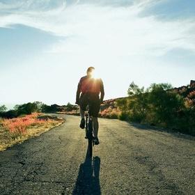 Cycle somewhere far - Bucket List Ideas