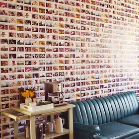 Make a huge picture wall - Bucket List Ideas