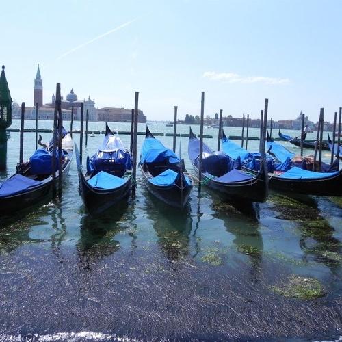 ride a gondola in Venice - Bucket List Ideas