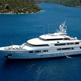 Charter a yacht - Bucket List Ideas