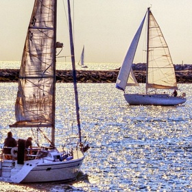 Go Sailing - Bucket List Ideas