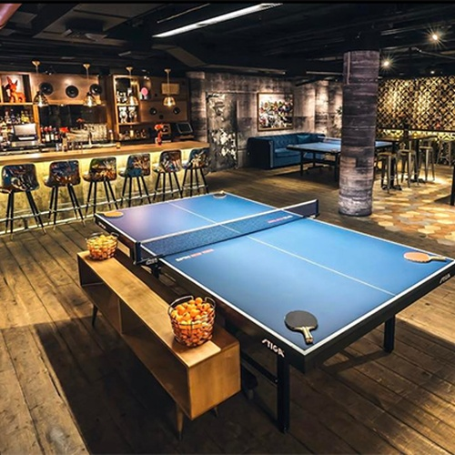 Have a Drink @ SPiN New York (Ping Pong bar) - Bucket List Ideas