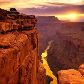 Visit grand canyon del Colorado - Bucket List Ideas