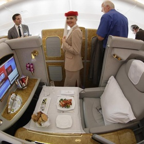 Try Travelling First Class - Bucket List Ideas