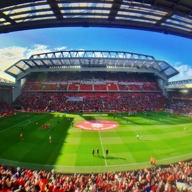 Watch the Reds at Anfield - Bucket List Ideas