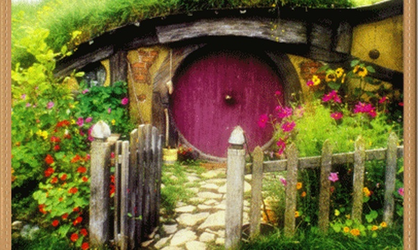 See the hobbit huts in New Zealand - Bucket List Ideas