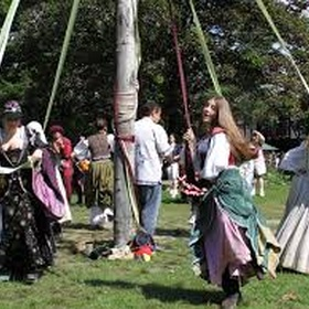 Maypole Dancing - Bucket List Ideas