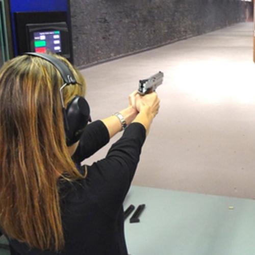 Learn to shoot a gun - Bucket List Ideas
