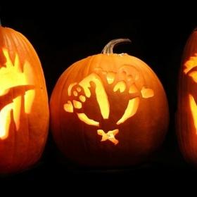 Carve a Jack O' Lantern - Bucket List Ideas