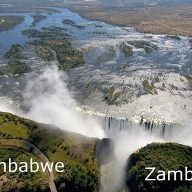 Zambia & Zimbabwe - Victoria Falls - Bucket List Ideas