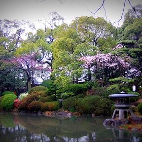 See the Nishinomaru Garden in Japan - Bucket List Ideas