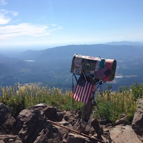Hike mailbox peak in Washington - Bucket List Ideas