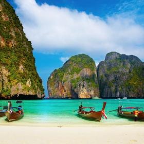 Travel to Kho Phi Phi - Bucket List Ideas