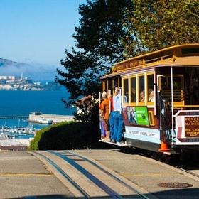 Ride a cable car in san francisco, visit the golden gate bridge, alcatraz - Bucket List Ideas