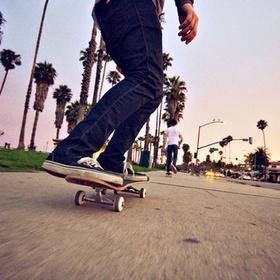 Learn how to skateboard - Bucket List Ideas