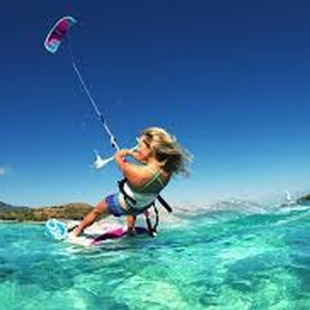 Take a Kiteboarding Lesson - Bucket List Ideas