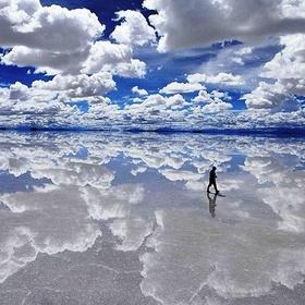 Go to Uyuni salt flat - Bucket List Ideas