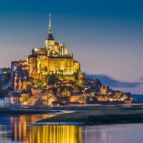 Visit Mont Saint Michel - Bucket List Ideas