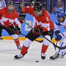 Watch an Ice Hockey Match in Canada - Bucket List Ideas