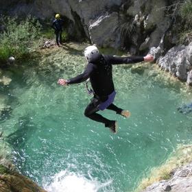 Go canyoneering - Bucket List Ideas