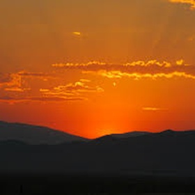 See the Sunrise/Sunset in the Desert - Bucket List Ideas