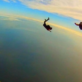 Skydiving at sunrise/sunset - Bucket List Ideas