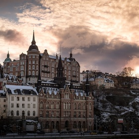 Visit Stockholm Old Town - Bucket List Ideas