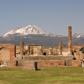 Go to Pompeii - Bucket List Ideas