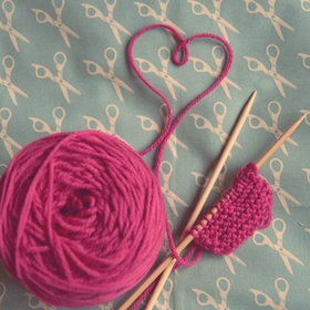 Knit a Scarf - Bucket List Ideas