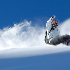 Go Snowboarding - Bucket List Ideas