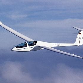 Fly in a glider - Bucket List Ideas