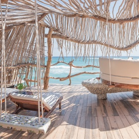 Stay at Azulik Resort and Maya - Bucket List Ideas