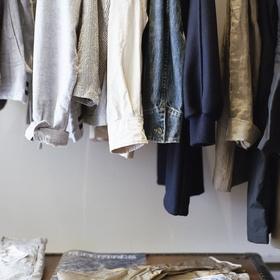 Minimise my wardrobe - Bucket List Ideas