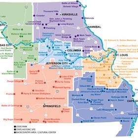 Visit All 58 Missouri State Parks - Bucket List Ideas