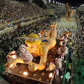 Attend carnival in rio de janeiro, brazil - Bucket List Ideas