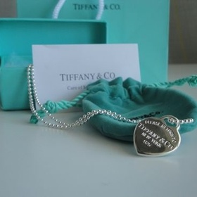 Own something from Tiffany's - Bucket List Ideas