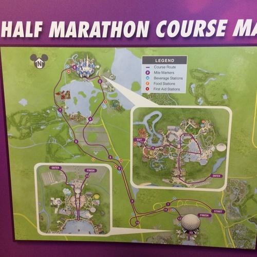Compete in the Disney Princess 1/2 Marathon - Bucket List Ideas