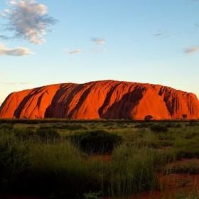 Watch the sunrise or sunset at Uluru - Bucket List Ideas