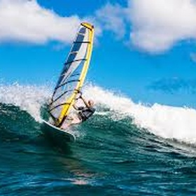⚜️Go Windsurfing - Bucket List Ideas