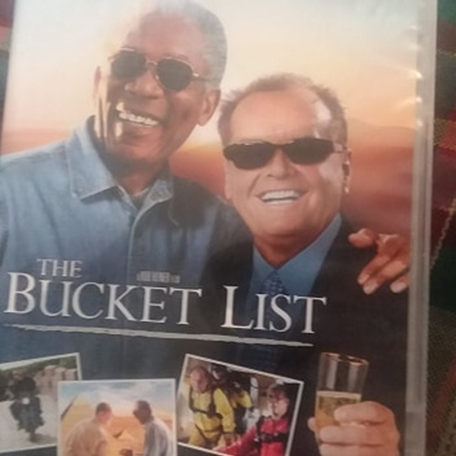 "Watched the Movie ""Bucketlist (2007)"" - Bucket List Ideas"