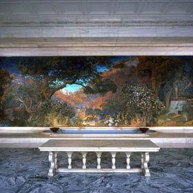 See the Tiffany Glass Mural - Bucket List Ideas