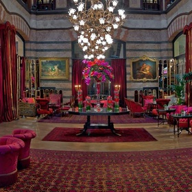 Stay in the Pera Palace Hotel in Istanbul, Turkey - Bucket List Ideas